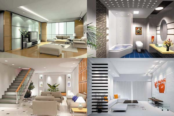 Various LED Lighting Residential Projects